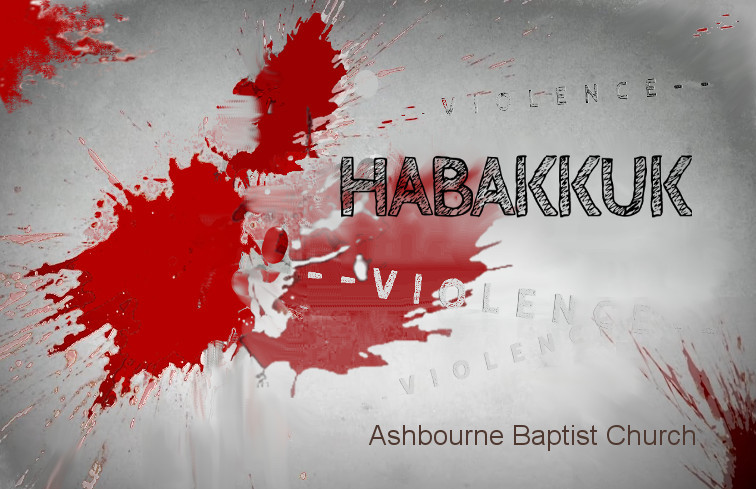 Habakkuk Sermon Series Cover