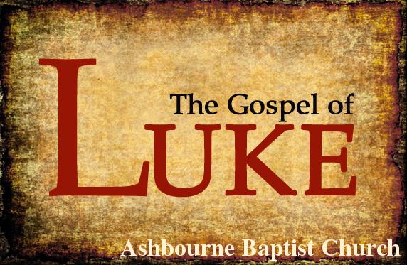 Luke Sermon Series Cover