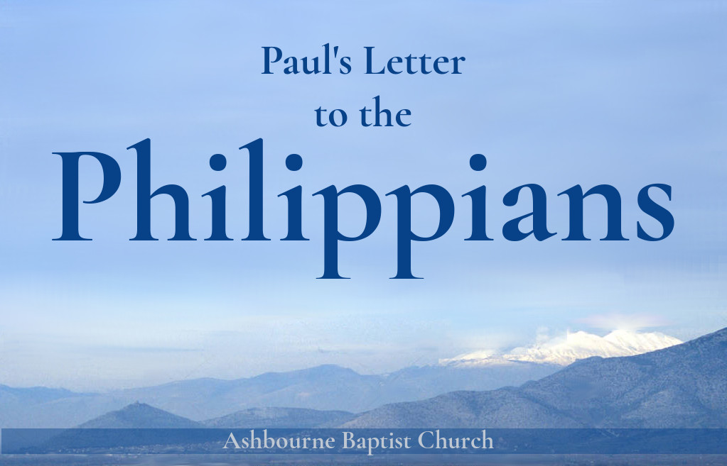 Philippians Sermon Series Cover