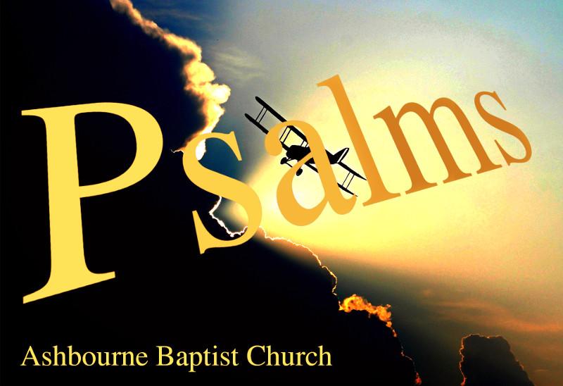 Psalms Sermon Series Cover